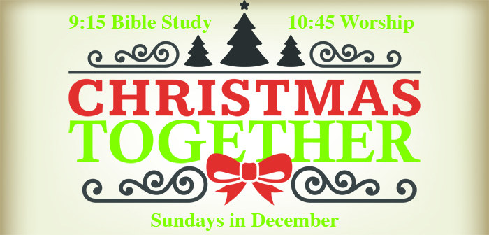 CHRISTMAS TOGETHERBanner