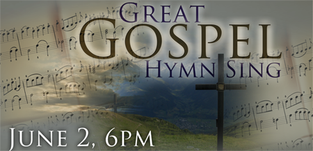HYMN SINGBanner